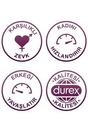 Durex Karşılıklı Zevk Geciktiricili 40'lı Prezervatif Ekstra Avan 4