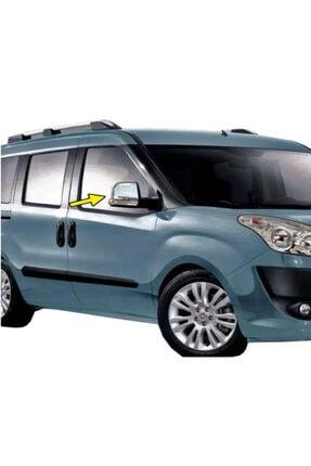 Omsa Line Fiat Doblo Krom Ayna Kapağı 2010 Sonrası Sağ Sol 2 Parça 1