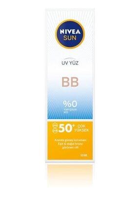 Nivea Sun Bb Yüz Kremi Spf50 50ml 3