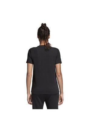 adidas Kadın Siyah Originals T-shirt - Trefoil Tee - CV9888 1