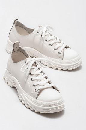 Elle Kadın Kıere Bej Sneaker 20KAD310 1