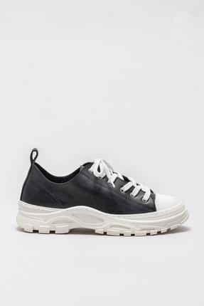 Elle Kadın Kıere Sıyah Sneaker 20KAD310 0
