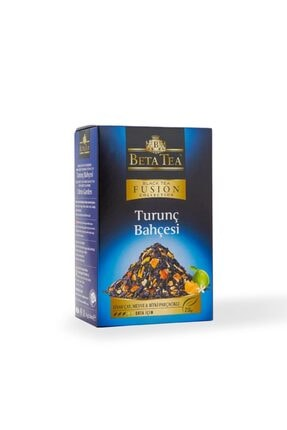 Beta Tea Fusion Turunç Bahçesi Çayı 75 gr 0