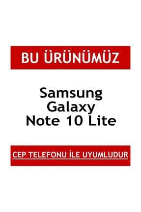 TeknoDuvar Samsung Note 10 Lite Nano Ultra Ince A Kırılmaz Cam Ekran Koruyucu 1