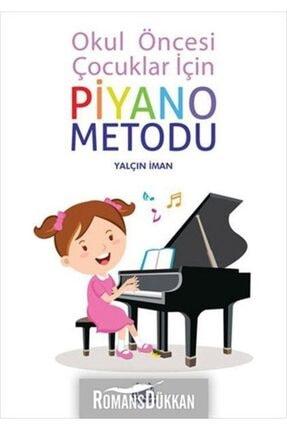 Arkadaş Yayınları Okul Öncesi Çocuklar Için Piyano Metodu 0