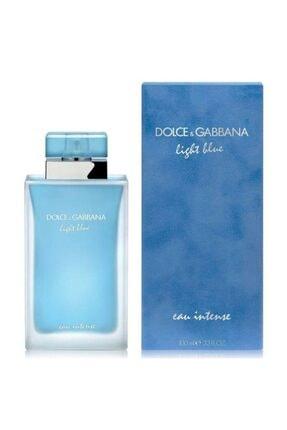 Dolce Gabbana Light Blue Eau Intense Edp 100 Ml Kadın Parfümü 0