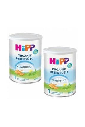 Hipp 1 Organık Combıotıc Bebek Sütü 350 gr x 2 Adet 0