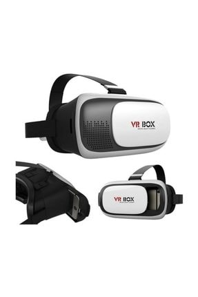 MASTEK Vr Box Virtual Reality 3d Hd Vr Box Sanal Gerçeklik Gözlüğü 3.1 1