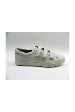 Erkek Beyaz Casual Ayakkabı 4P2985