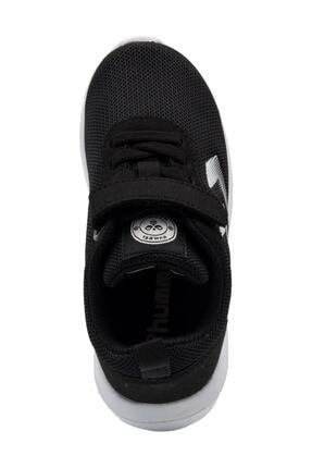 HUMMEL AEROLITE JR PERFORMANCE S Siyah Erkek Çocuk Kalın Tabanlı Sneaker 100584783 1