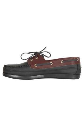 Baymen Erkek Bordo Deri Loafer Ayakkabı 2
