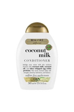 OGX Besleyici Coconut Milk Sülfatsız Bakım Kremi 385 ml 1