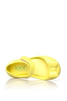 IGOR S10167 MIA LAZO Sarı Unisex Çocuk Babet 100346711 1