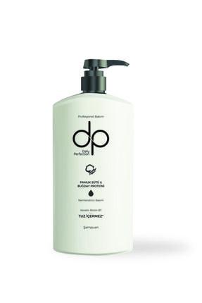 DP Pamuk Sütü & Buğday Proteini Tuzsuz Şampuan 800 ml 0