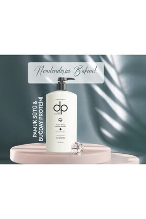 DP Pamuk Sütü & Buğday Proteini Tuzsuz Şampuan 800 ml 3