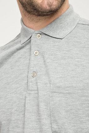 Kiğılı Erkek Gri Polo Yaka T-Shirt - Cdc01 3