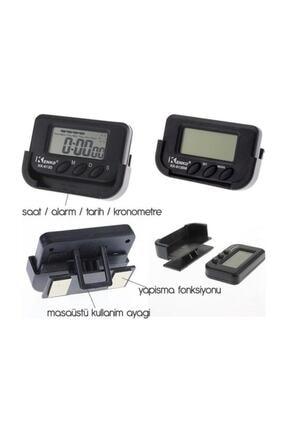 Kenko Mastercar Mini Dijital Kronometre Minibüsçü Saati 0