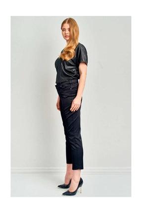 Ekol Kadın Dar Paça Pantolon 2