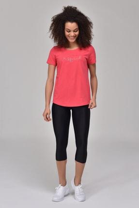 bilcee Pembe Kadın T-Shirt GS-8615 4