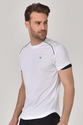 bilcee Beyaz Erkek T-shirt  GS-8821 3