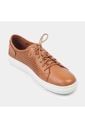 Hotiç Hakiki Deri Taba Kadın Sneaker 01AYH172390A370 3