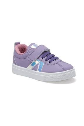 Icool VERDE Lila Kız Çocuk Sneaker Ayakkabı 100517227 0