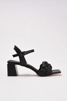Siyah Kadın Sandalet 01SAH212950A100