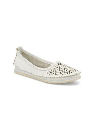 103092.Z Beyaz Kadın Comfort Ayakkabı 100509073 resmi