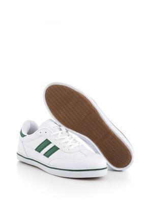 Tonny Black Beyaz Yeşil Unisex Sneaker TBADM-0 2