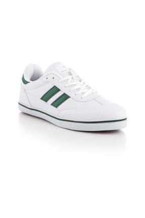 Tonny Black Beyaz Yeşil Unisex Sneaker TBADM-0 0
