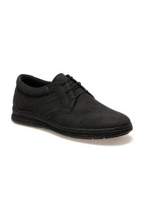 Flexall HS-1 Siyah Erkek Klasik Ayakkabı 100518485 0