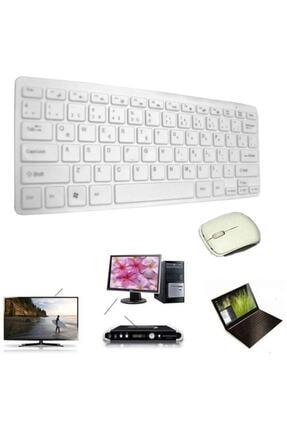 Kingboss Kablosuz Türkçe Q Klavye + Mouse Set 2.4ghz Siyah 1