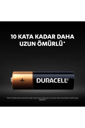 Duracell Alkalin AA Piller, 12'li Paket 2