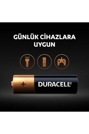 Duracell Alkalin AA Piller, 12'li Paket 3