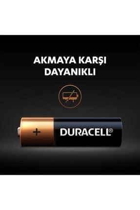 Duracell Alkalin AA Piller, 12'li Paket 4
