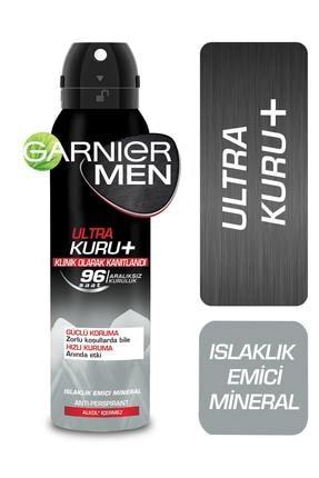Garnier Men Ultra Kuru Aerosol 0