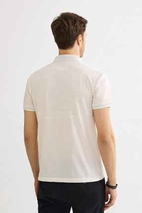 Avva Polo Yaka Düz Cepli T-Shirt 2