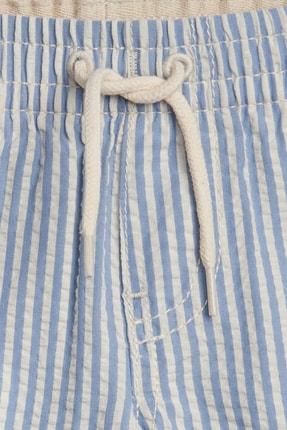 GAP Erkek Bebek Desenli Pull-On Şort 1