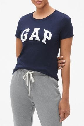 GAP Kadın Kadın Gap Logo Kısa Kollu T-Shirt 355309 0