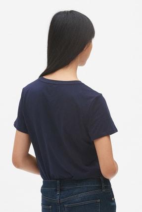 GAP Kadın Kadın Gap Logo Kısa Kollu T-Shirt 355309 1
