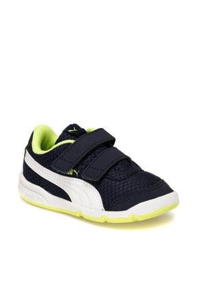 STEPFLEEX 2 MESH VE V INF Lacivert Erkek Çocuk Koşu Ayakkabısı 100534861 resmi