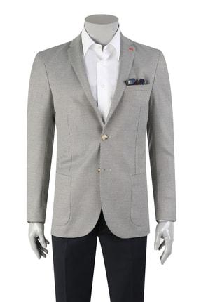 TWN Bej Renk Erkek  Ceket (Slim Fit) 0