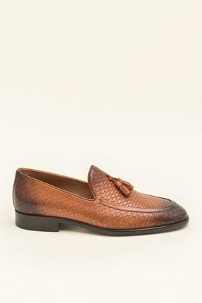 Elle SVERRE Deri Taba Erkek Ayakkabı 3