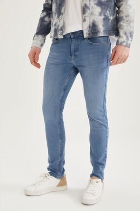 Carlo Skinny Fit Düşük Bel Dar Paça Jean Pantolon resmi