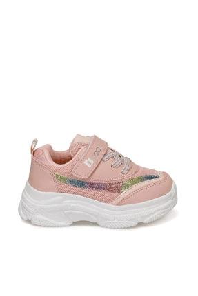Icool Chunky P Pembe Kız Çocuk Yürüyüş Ayakkabısı 1