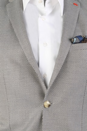 TWN Bej Renk Erkek  Ceket (Slim Fit) 1