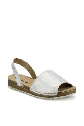 Polaris 161181.Z Gümüş Kadın Sandalet 100509672 0