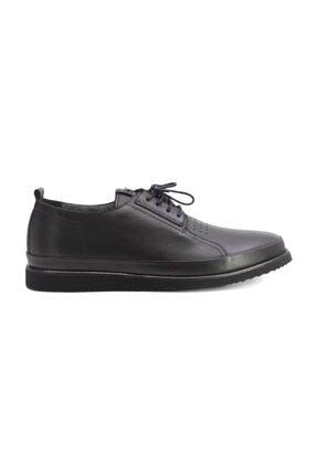 MARCOMEN 20y 152-11308 Erkek Deri Günlük Ayakkabı Siyah 1