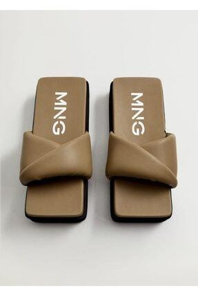 Mango Kare Platform Sandalet 3