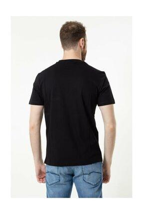 Emporio Armani Erkek Siyah Tshirt 2